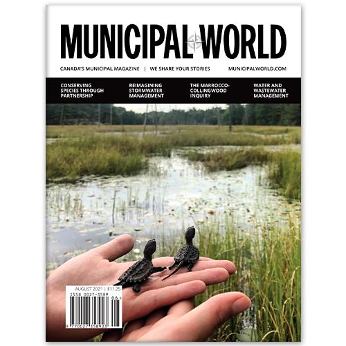 Municipal World Magazine - August 2021 edition