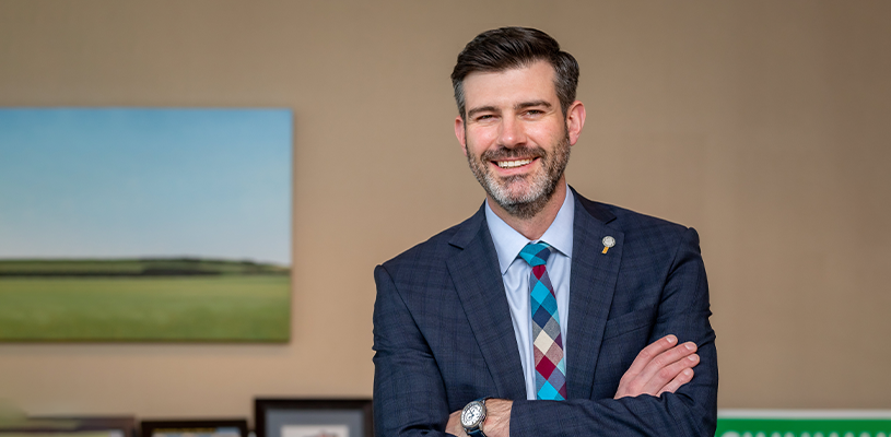 Mayor Don Iveson Looking to the future