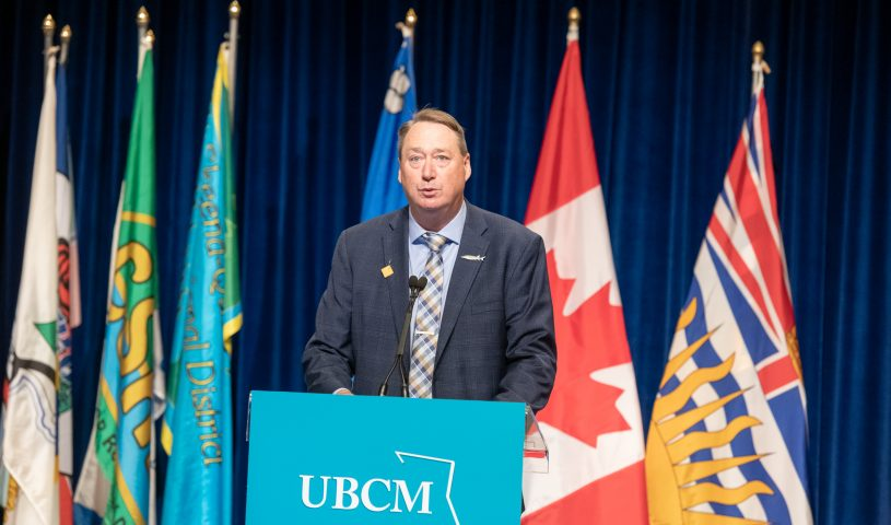 UBCM Convention 2021