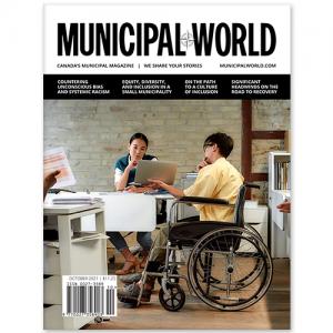 Municipal World Magazine - October 2021 edition